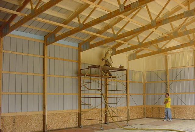 Изоляция для крыши